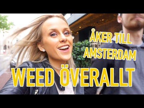 AMSTERDAM DAG 1 | SHOPPAR & ÄTER GOTT