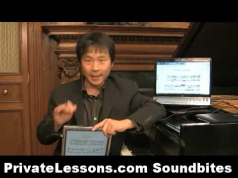 PrivateLessons.com | Philadelphia, Hugh Sung on Digital Music