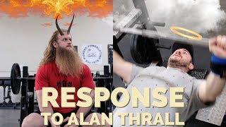 Heavy Singles - My Response to Alan Thrall
