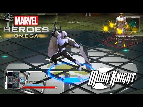 Marvel Heroes Omega Moon Knight Live Stream.. Maybe Spider-Man? (Playstation 4 Pro)