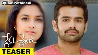 Nenu Sailaja Telugu Movie Teaser | Ram | Keerthi Suresh | DSP | #NenuSailajaTeaser