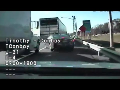 LiveLeak - Intense Chase Of Murder Suspect In New Jersey Extended