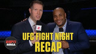 Jan Blachowicz KO's Corey Anderson, is he next for Jon Jones? | UFC Fight Night Recap | ESPN MMA