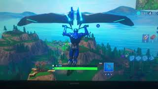Secret Battlestar in fortnite not clickbait end of week 6 at snobby shores