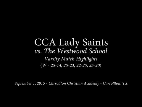 Carrollton Christian vs. The Westwood School Highlights