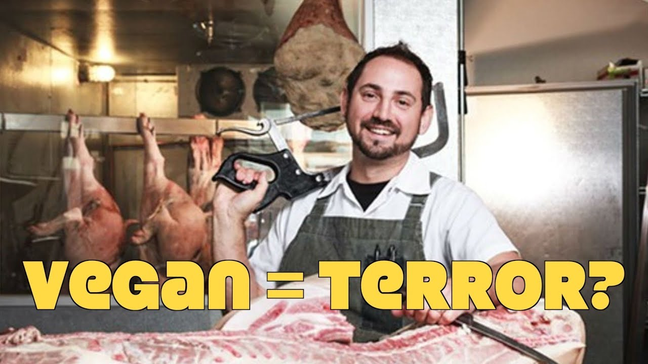 French Butchers Demand Protection From Vegans. WTF?!
