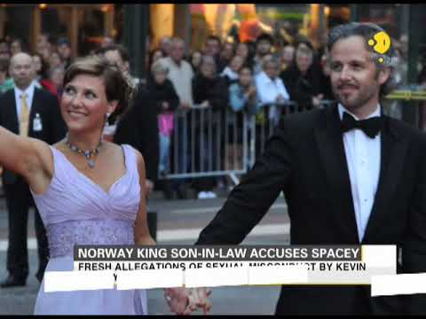 Norway King son-in-law accuses Kevin Spacey