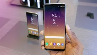 Samsung Galaxy S8 Review Videos