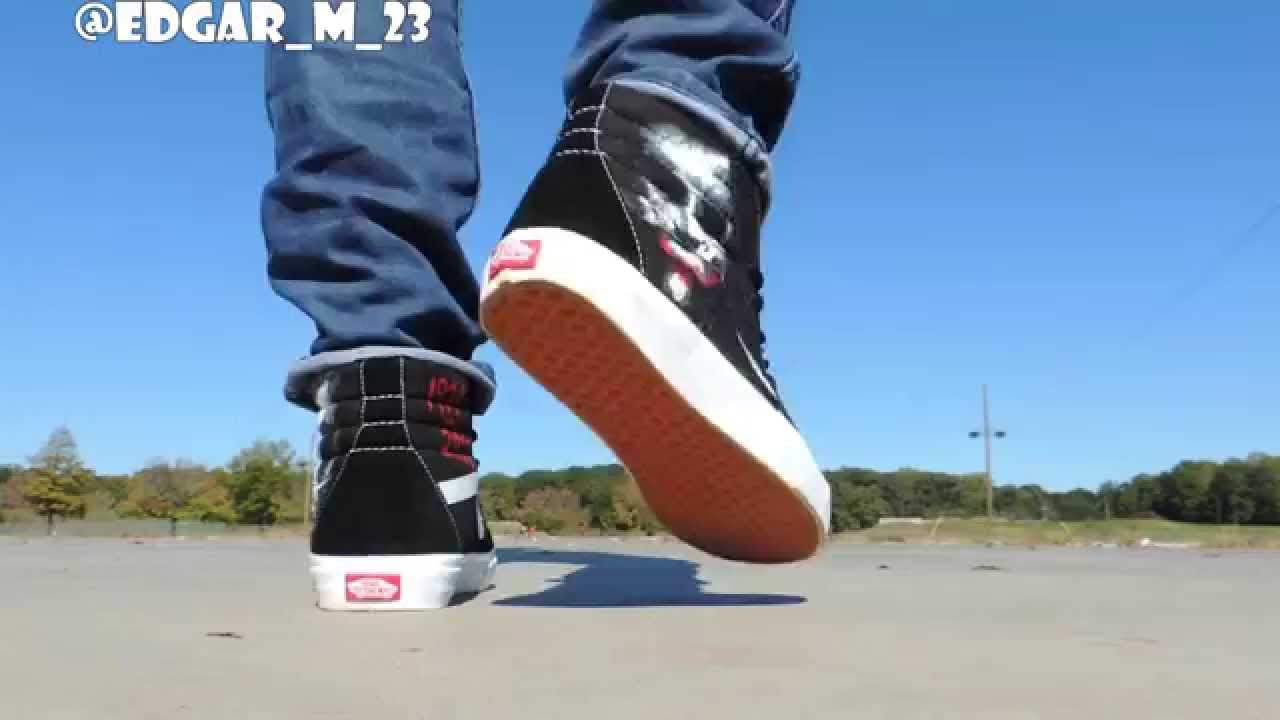 4c3c6e95cc4c Sk8Hi Joker Custom - YouTube