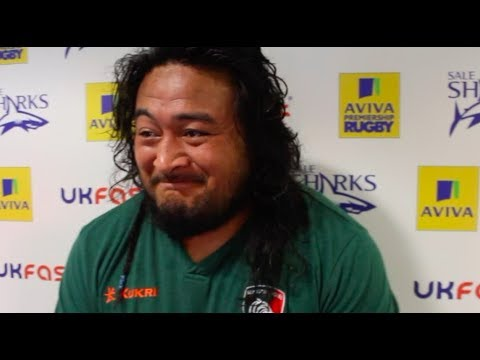 Post-match chat: Logovi'i Mulipola