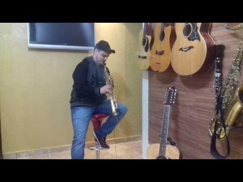 The wedding song  kenny G, cover by Rodrigo Carvalho