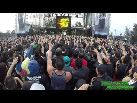 "POD ""Boom"" HELL AND HEAVEN METAL FEST 2016/REVISTA SLIDERS"