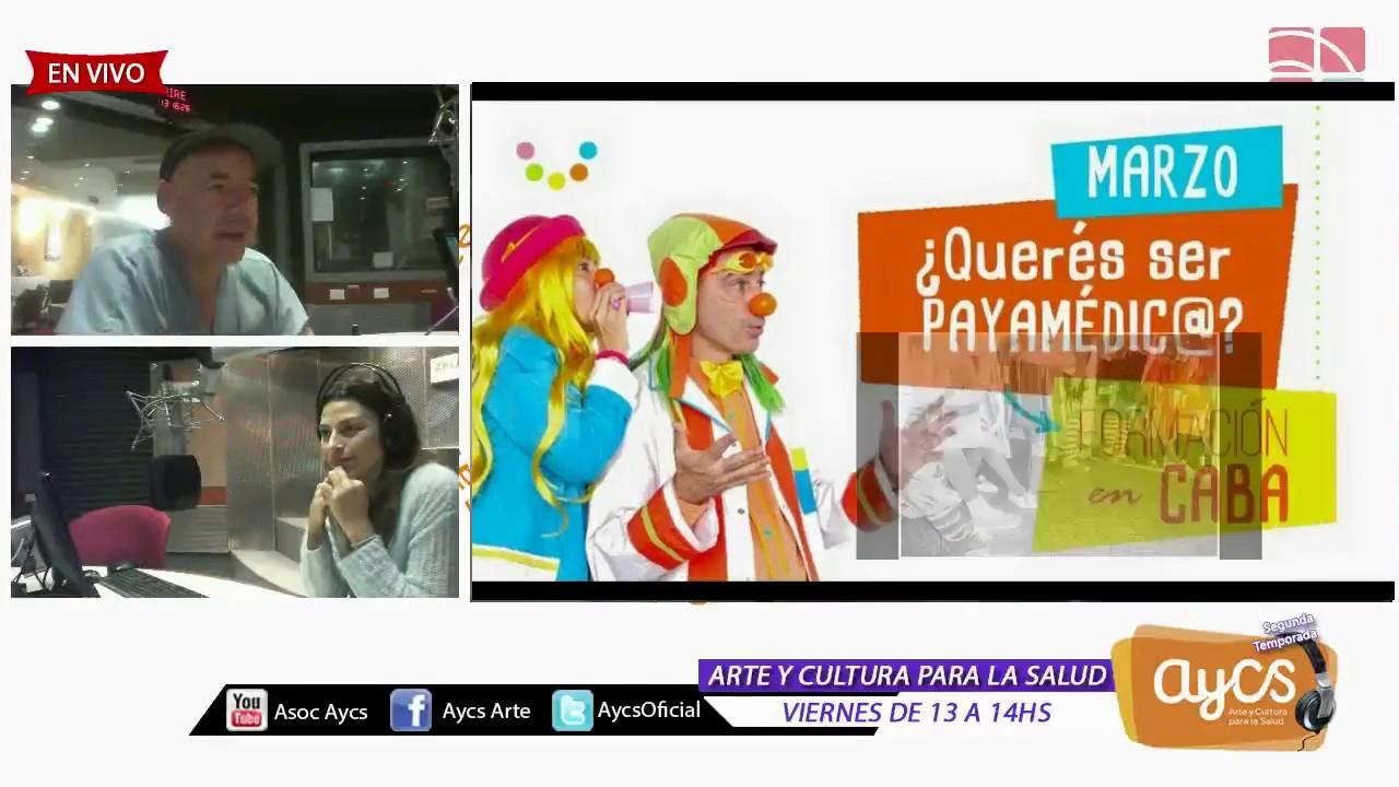 AyCS junto a la ONG Payamédicos - 28.04.17