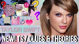 OMG! More Taylor Swift Clues & Connections to #TS7