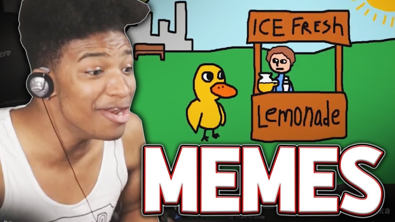 ETIKA REACTS TO MEMES & YOUTUBE CLASSIC VIDEOS