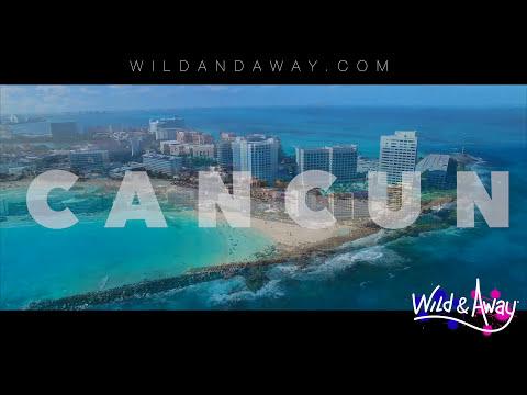 Cancun Spring Break | The Wild Party | Wild & Away