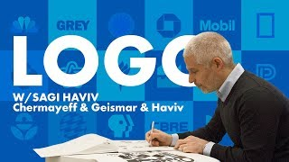 🔴 What Makes A Logo Great & Iconic?  w/ Sagi Haviv
