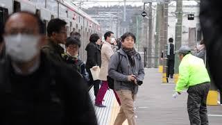 20200314/JR常磐線全線再開通ドキュメント/浪江駅