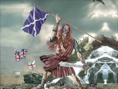 Iron Maiden - The Clansman. Live, Rock In Rio 2001