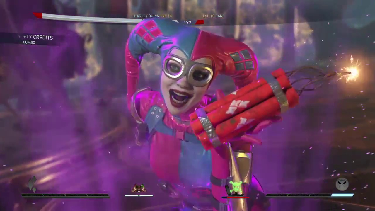 Injustice 2 - Multiverse (Harley Quinn) - YouTube
