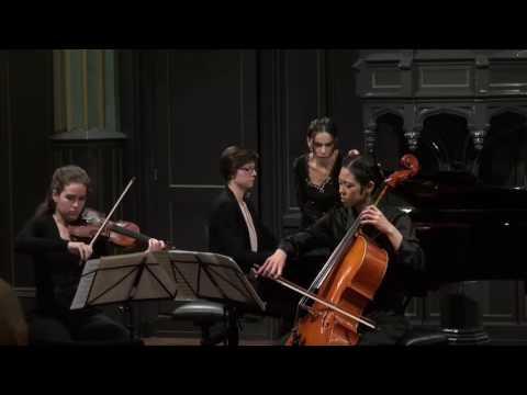 08 Balz Trümpy (*1946) - Trio für Violine Cello und Klavier (2009)