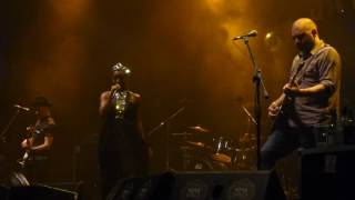 Skye & Ross - Light of Gold 2.10.2016 live @Yotaspace in Moscow