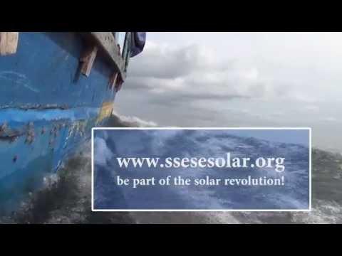 Solar revolution on the Ssese islands
