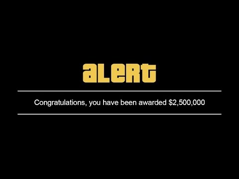 GTA 5 ONLINE - FREE CASH ROCKSTAR REFUNDING PLAYERS MILLIONS!