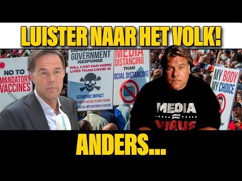 LUISTER NAAR HET VOLK! ANDERS... - DE JENSEN SHOW #223
