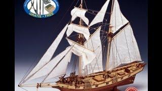 Albatros Ship model by Constructo build progress 4