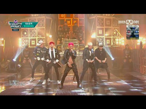 BIGBANG - '뱅뱅뱅 (BANG BANG BANG)' 0604 M COUNTDOWN mp3