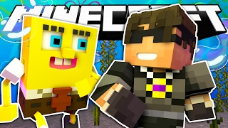 Minecraft SPONGEBOB Hide and Seek! (Minecraft Spongebob Hide and Seek Minigame)