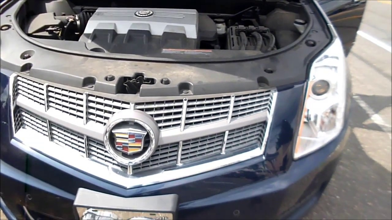 cadillac srx fuse box locations [ 1280 x 720 Pixel ]