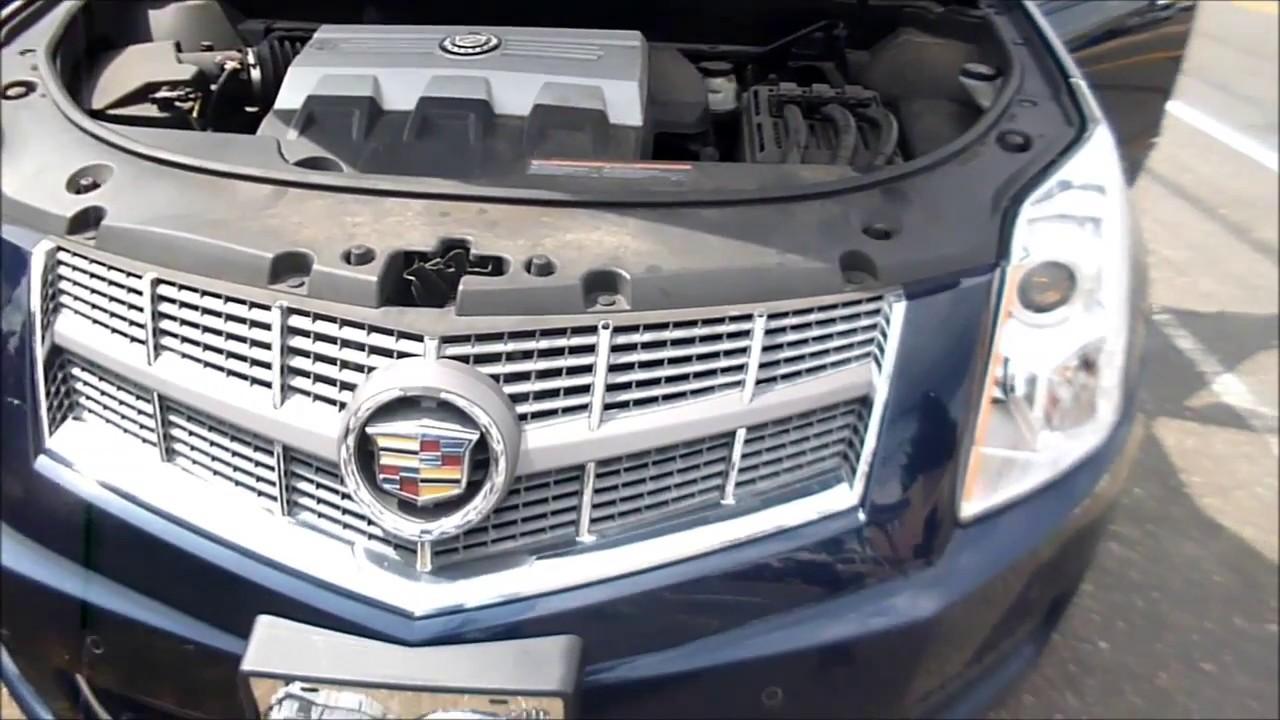 Cadillac SRX Fuse Box Locations - YouTube