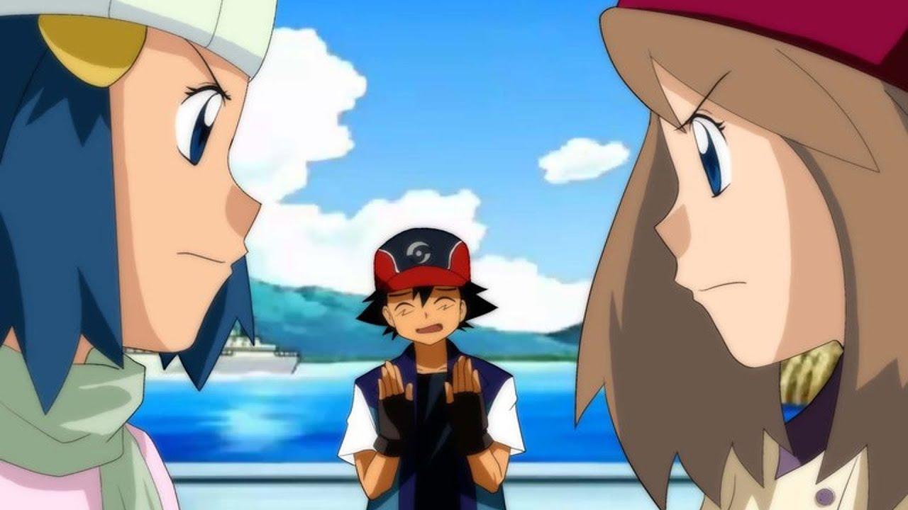 Ash S Traveling Companions