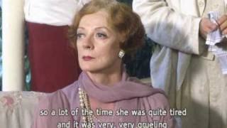 Maggie Smith a Portrait | part 1