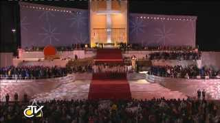 Jesus Christ You are my Life, Alleluia- World Youth Day (WYD) Rio 2013