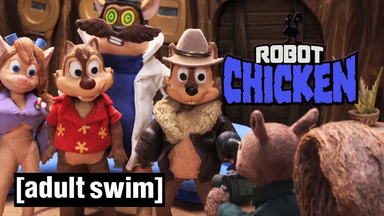 Robot chicken images rescue rangers nudity wallpaper
