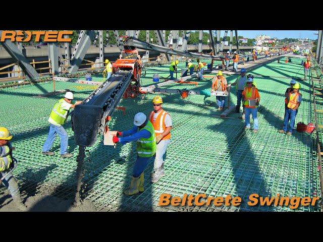 Rotec Beltcrete Swinger