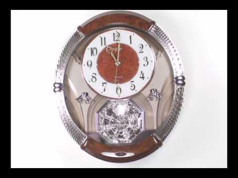 Precious Moment Rhythm Small World Musical Clock