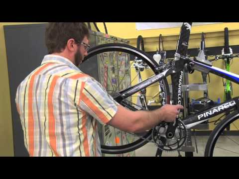 how to properly clean and lube a bike chain