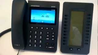 Grandstream GXP2200 Android IP Phone