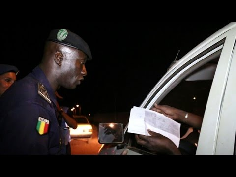 UN and Mali forces patrol Bamako after attacks