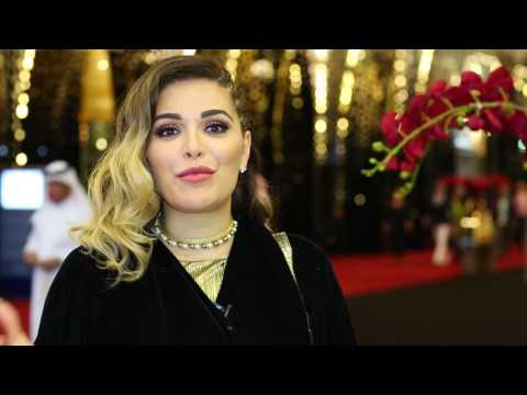 Mona Kattan talks about the Watch & Jewellery Show at Expo Centre Sharjah