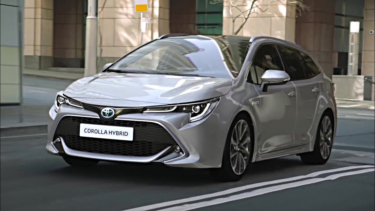 2019 Toyota Corolla Wagon Youtube