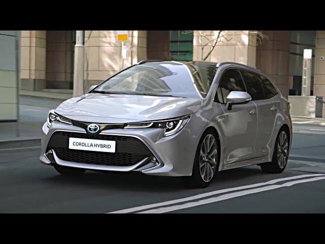 2019 Toyota Corolla Wagon Youtubedownload Pro