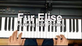 Hướng dẫn Fur Elise piano - L.V. Beethoven