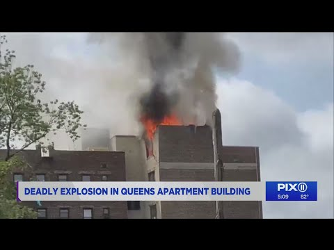 Deadly Explosion Rocks Queens Apartment Building