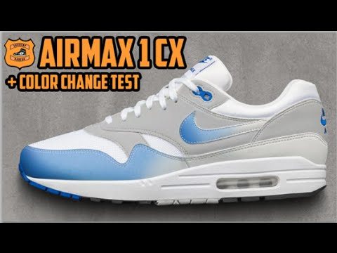 nike air max color change