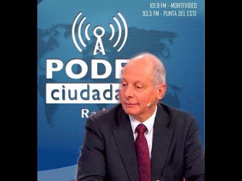 Dr. Gustavo Salle En Poder Ciudadano Radio, Precandidato Del Partido Verde Animalista
